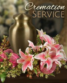 Cremation Service options available at Fee & Sons Funeral Home