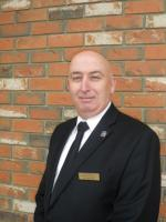 Joe Spiller, Licensed Funeral Director at Fee & Sons Funeral Home